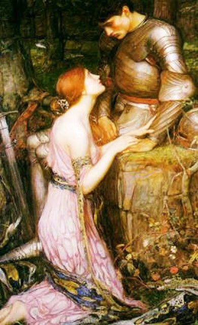 John W. Waterhouse, Lamia