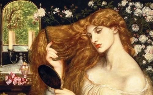 Dante Gabriele Rossetti, Lilith